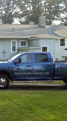 North Shore Sealcoating & Asphalt Mentor, OH Thumbtack