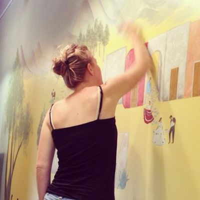 Murals by Becka Austin, TX Thumbtack