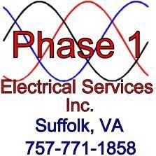 Phase 1 Electrical Services Inc Suffolk, VA Thumbtack