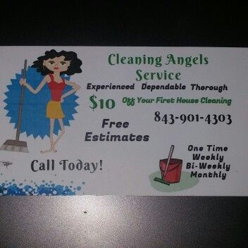 Cleaning Angels Service Rock Hill, SC Thumbtack
