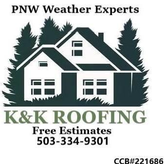 K&K Roofing. Portland, OR Thumbtack