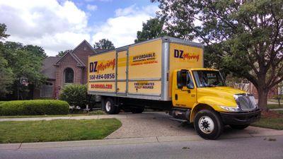 DZ Moving & Storage Louisville, KY Thumbtack