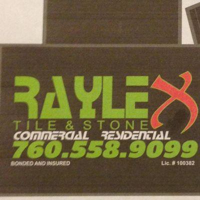 Raylex Tile& Stone Palm Springs, CA Thumbtack