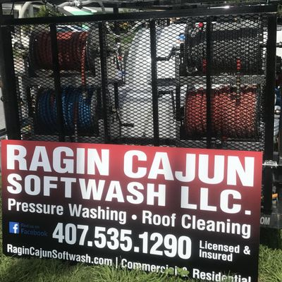 Ragin Cajun SoftWash LLC Altamonte Springs, FL Thumbtack