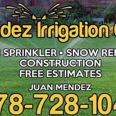 Mendez irrigation corp Lynn, MA Thumbtack