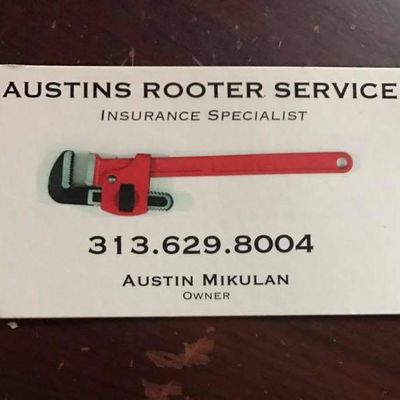 Austins Rooter Service Dearborn Heights, MI Thumbtack