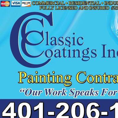 Classic Coatings Inc. Coventry, RI Thumbtack