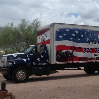 Patriot Movers LLC Mesa, AZ Thumbtack
