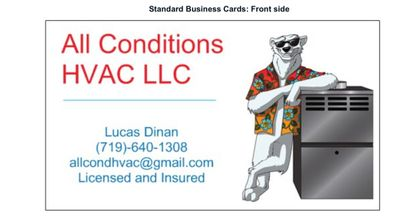 All Conditions HVAC LLC Colorado Springs, CO Thumbtack