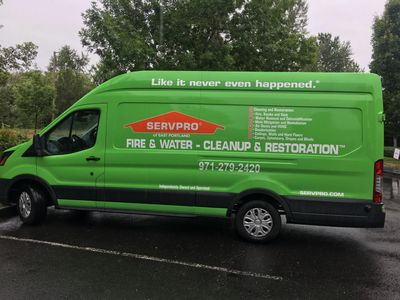Servpro Of East Portland Portland, OR Thumbtack