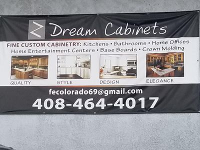 Dream cabinets and millwork San Jose, CA Thumbtack