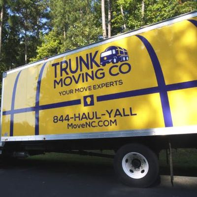 Trunk Moving Greenville, NC Thumbtack