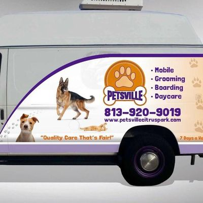 Petsville of Citrus Park and Mobile Grooming Tampa, FL Thumbtack