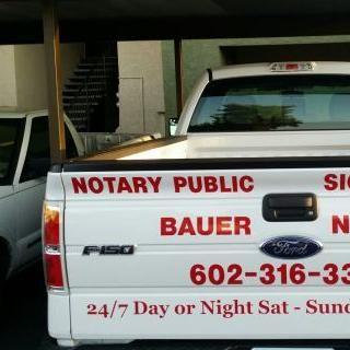 Bauer Notaries Phoenix, AZ Thumbtack