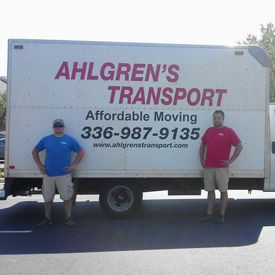 Ahlgrens Transport llc Greensboro, NC Thumbtack