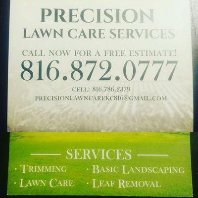 Precision Lawn Care Services, LLC Kansas City, MO Thumbtack