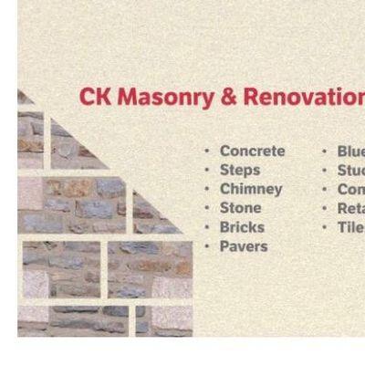 CK Masonry & Renovation LLC Hawthorne, NJ Thumbtack