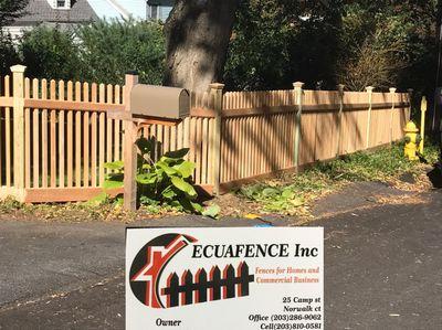 Ecuafence Inc. Mohegan Lake, NY Thumbtack