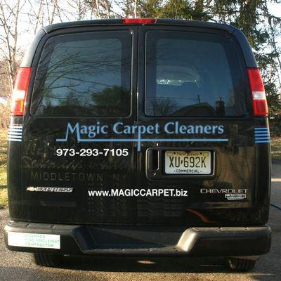 Magic Carpet Cleaners Montague, NJ Thumbtack