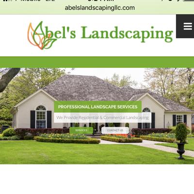 Abel's landscaping Rockville, MD Thumbtack