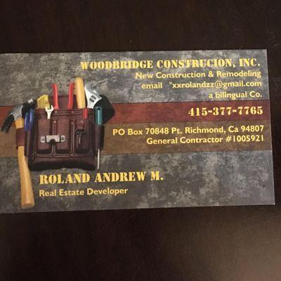 Woodbridge Construction Richmond, CA Thumbtack