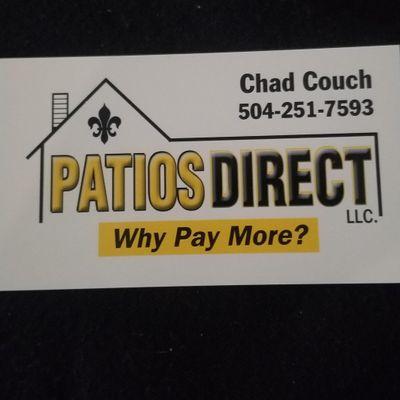 Patios Direct. LLC Metairie, LA Thumbtack