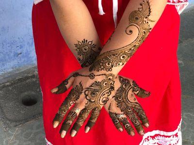 Henna By Megha San Francisco, CA Thumbtack