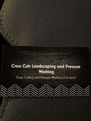Cross Cuts Landscaping and Pressure Washing Aynor, SC Thumbtack