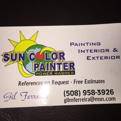 Sun Color Painter Worcester, MA Thumbtack