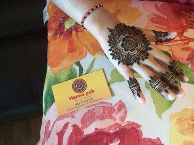 Henna Pub Fremont, CA Thumbtack