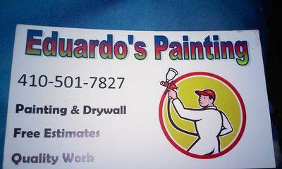 Eduardo's Painting Services Brooklyn, MD Thumbtack