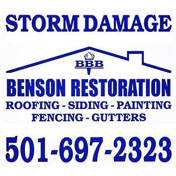 Benson Restoration Maumelle, AR Thumbtack