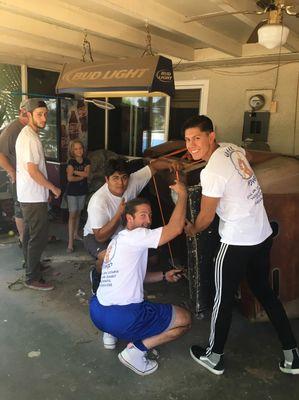 Greek Movers Redlands, CA Thumbtack