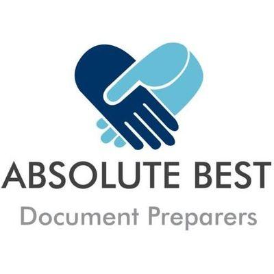 Absolute Best Document Preparers, LLC Glendale, AZ Thumbtack