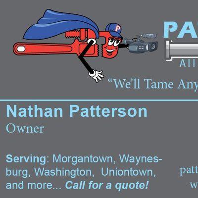 Patterson's all-in-one plumbing Waynesburg, PA Thumbtack