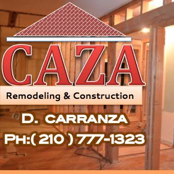 Caza Remodeling and Construction San Antonio, TX Thumbtack
