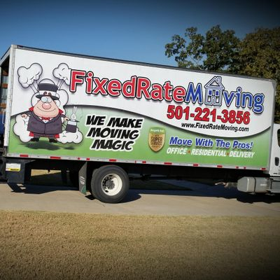 Fixed Rate Moving, Inc. North Little Rock, AR Thumbtack