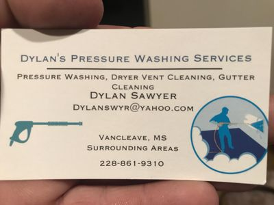 Dylan's Pressure Washing Services Vancleave, MS Thumbtack