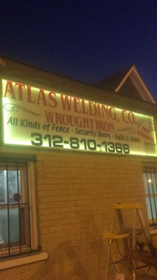 Atlas Welding inc. Chicago, IL Thumbtack