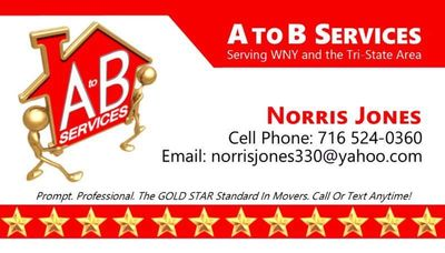 A to B services Buffalo, NY Thumbtack