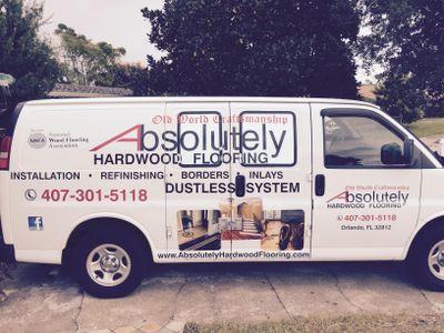 Absolutely hardwood Flooring Orlando, FL Thumbtack
