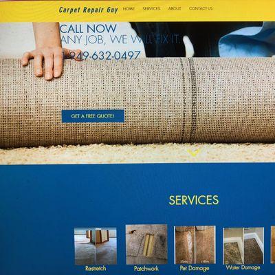 Carpet Repair Guy Mission Viejo, CA Thumbtack