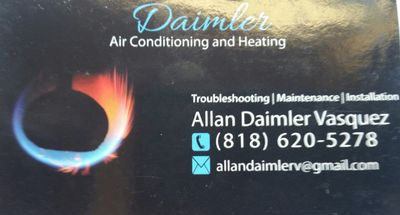 Daimler Air conditioning & Heating Sylmar, CA Thumbtack