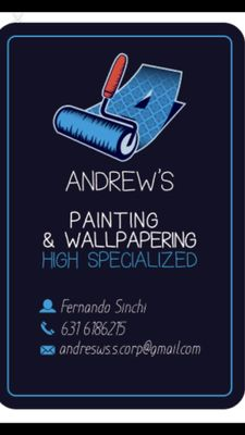 Andrews Painting And Wallpapering Shirley, NY Thumbtack