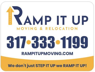 Ramp it up Moving Indianapolis, IN Thumbtack