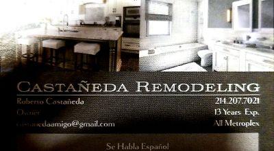Castaneda Remodeling Dallas, TX Thumbtack