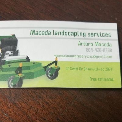 Maceda landscaping service Greenville, SC Thumbtack
