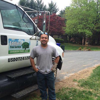 Eddies tree services Culpeper, VA Thumbtack