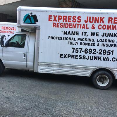 Express Junk Removal Chesapeake, VA Thumbtack