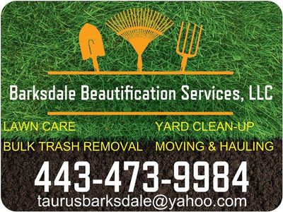 Barksdale Beautification Services, LLC Baltimore, MD Thumbtack